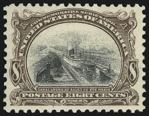 Sale Number 904, Lot Number 312, Pan-American Issue8c Pan-American (298), 8c Pan-American (298)