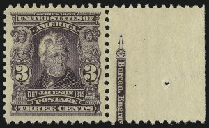 Sale Number 904, Lot Number 320, 1902-08 Issues3c Bright Violet (302), 3c Bright Violet (302)