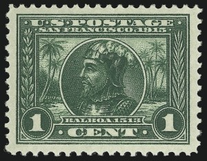 Sale Number 904, Lot Number 379, Panama-Pacific Issue1c Panama-Pacific (397), 1c Panama-Pacific (397)