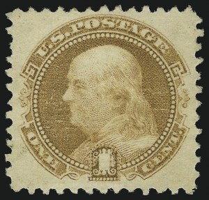 Sale Number 905, Lot Number 1592, 1869 Pictorial Issue1c Buff (112), 1c Buff (112)