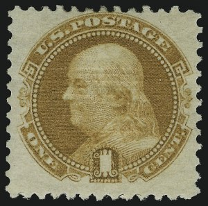 Sale Number 905, Lot Number 1593, 1869 Pictorial Issue1c Buff (112), 1c Buff (112)