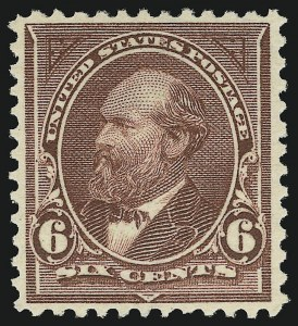 Sale Number 905, Lot Number 2146, 1894-98 Bureau Issues (Scott 264 thru 284)6c Dull Brown (271), 6c Dull Brown (271)