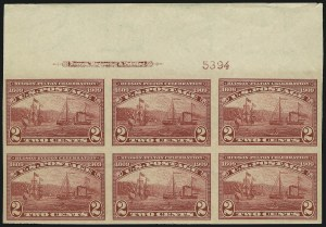 Sale Number 905, Lot Number 2455, Washington-Franklin Issues (Scott 367 to 396)2c 1909 Commemoratives, Imperforate (368, 371, 373), 2c 1909 Commemoratives, Imperforate (368, 371, 373)