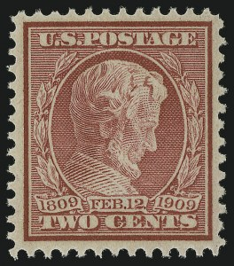 Sale Number 905, Lot Number 2457, Washington-Franklin Issues (Scott 367 to 396)2c Lincoln, Bluish (369), 2c Lincoln, Bluish (369)