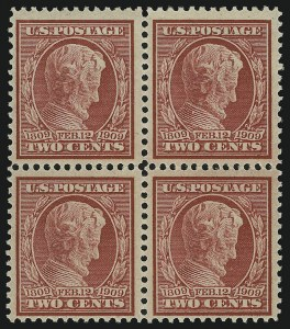 Sale Number 905, Lot Number 2458, Washington-Franklin Issues (Scott 367 to 396)2c Lincoln, Bluish (369), 2c Lincoln, Bluish (369)