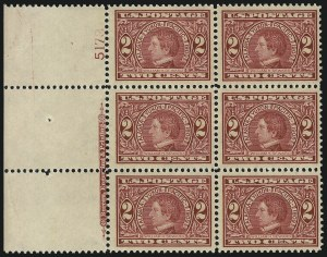 Sale Number 905, Lot Number 2460, Washington-Franklin Issues (Scott 367 to 396)2c Alaska-Yukon (370), 2c Alaska-Yukon (370)