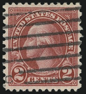 Sale Number 905, Lot Number 2782, 1922-25 Issue (Scott 551 to Later Issues)2c Carmine, Rotary (579), 2c Carmine, Rotary (579)