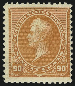 Sale Number 905, Lot Number 3011, Group by Issue1c-90c 1890 Issue (219, 220-229), 1c-90c 1890 Issue (219, 220-229)