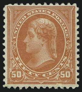 Sale Number 905, Lot Number 3032, Group by Issue1c-50c 1894 Issue (246-260), 1c-50c 1894 Issue (246-260)