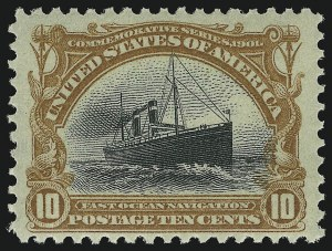 Sale Number 905, Lot Number 3051, Group by Issue1c-10c Pan-American (294-299), 1c-10c Pan-American (294-299)