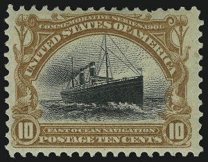 Sale Number 905, Lot Number 3052, Group by Issue1c-10c Pan-American (294-299), 1c-10c Pan-American (294-299)