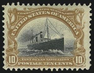 Sale Number 905, Lot Number 3053, Group by Issue1c-10c Pan-American (294-295, 297-299), 1c-10c Pan-American (294-295, 297-299)
