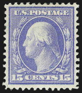 Sale Number 905, Lot Number 3073, Group by Issue1c-15c 1908 Issue (331-340), 1c-15c 1908 Issue (331-340)