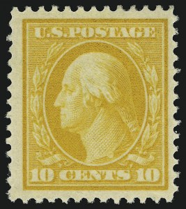 Sale Number 905, Lot Number 3076, Group by Issue1c-10c 1910-11 Issue (374-381), 1c-10c 1910-11 Issue (374-381)