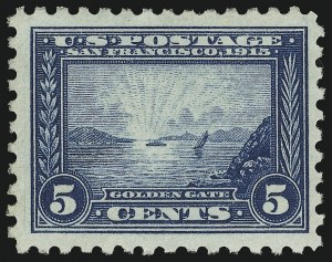 Sale Number 905, Lot Number 3090, Group by Issue1c-5c Panama-Pacific, Perf 10 (401-403), 1c-5c Panama-Pacific, Perf 10 (401-403)