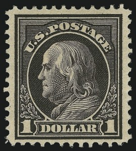 Sale Number 905, Lot Number 3093, Group by Issue8c-$1.00 1912-14 Issue (414-423), 8c-$1.00 1912-14 Issue (414-423)