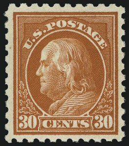 Sale Number 905, Lot Number 3094, Group by Issue1c-50c 1913-15 Issue (424-440), 1c-50c 1913-15 Issue (424-440)