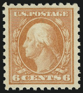 Sale Number 905, Lot Number 3097, Group by Issue1c-7c 1914 Issue (424-430), 1c-7c 1914 Issue (424-430)