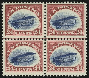 Sale Number 905, Lot Number 3138, Group by Issue6c-24c 1918-23 Air Post (C1-C6), 6c-24c 1918-23 Air Post (C1-C6)