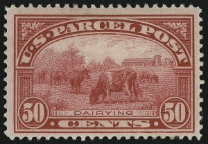 Sale Number 905, Lot Number 3160, Group by Issue1c-$1.00 Parcel Post (Q1-Q12), 1c-$1.00 Parcel Post (Q1-Q12)