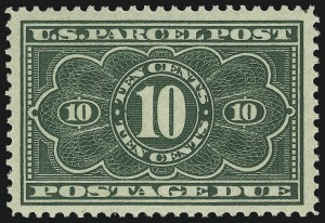 Sale Number 905, Lot Number 3163, Group by Issue1c-25c Parcel Post Postage Due (JQ1-JQ5), 1c-25c Parcel Post Postage Due (JQ1-JQ5)