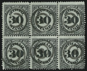 Sale Number 905, Lot Number 3248, Officials30c Post Office (O55), 30c Post Office (O55)