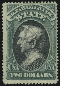 Sale Number 905, Lot Number 3256, Officials$2.00 State (O68), $2.00 State (O68)