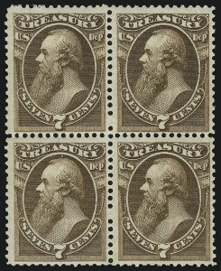 Sale Number 905, Lot Number 3268, Officials7c Treasury (O76), 7c Treasury (O76)