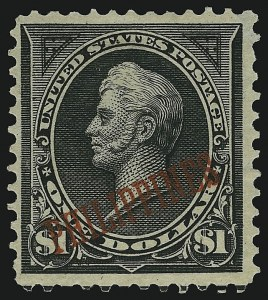 Sale Number 905, Lot Number 3837, Philippines1901, $1.00 Black, Ty. II (223A), 1901, $1.00 Black, Ty. II (223A)