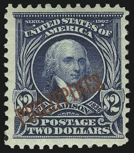 Sale Number 905, Lot Number 3850, Philippines1903, $2.00 Dark Blue (238), 1903, $2.00 Dark Blue (238)