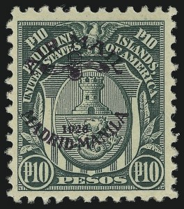 Sale Number 905, Lot Number 3856, Philippines1926, 10p Deep Green, Air Post (C15), 1926, 10p Deep Green, Air Post (C15)