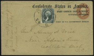 Sale Number 907, Lot Number 2929, General Issues On-Cover (No. 13, Balance)20c Green (13), 20c Green (13)
