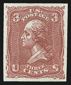Sale Number 909, Lot Number 1138, 1867 Essays (National Bank Note Co.)National Bank Note Co., 3c Plate Essays on Gibson Patent Starch Coated Opaque White Paper (79-E25c), National Bank Note Co., 3c Plate Essays on Gibson Patent Starch Coated Opaque White Paper (79-E25c)