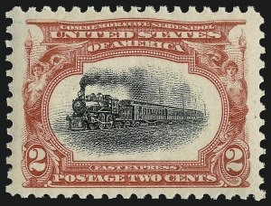 Sale Number 910, Lot Number 33, 1901 Pan-American Issue2c Pan-American (295), 2c Pan-American (295)