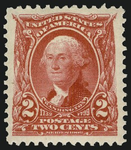 Sale Number 910, Lot Number 39, 1902-08 Issues2c Carmine (301), 2c Carmine (301)
