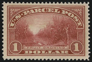 Sale Number 913, Lot Number 919, Parcel Post$1.00 Parcel Post (Q12), $1.00 Parcel Post (Q12)
