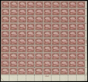 Sale Number 913, Lot Number 999, Complete Sheets and Panes8c-24c 1923 Air Post (C4-C6), 8c-24c 1923 Air Post (C4-C6)