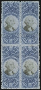 Sale Number 915, Lot Number 3527, Second Issue25c Blue & Black, Second Issue, Sewing Machine Perforations (R112b), 25c Blue & Black, Second Issue, Sewing Machine Perforations (R112b)