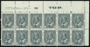 Sale Number 916, Lot Number 4181, Imprint and Plate Number Multiples1c Green (89), 1c Green (89)
