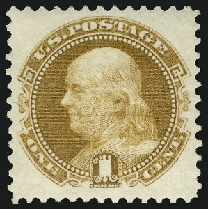 Sale Number 918, Lot Number 55, 1869 Pictorial Issue1c Buff (112), 1c Buff (112)