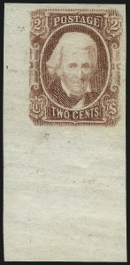 Sale Number 918, Lot Number 84, Confederate States General Issues2c Brown Red (8), 2c Brown Red (8)