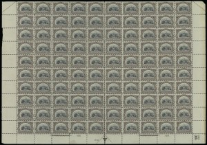 Sale Number 920, Lot Number 166, Pan-American Issue8c Pan American (298), 8c Pan American (298)