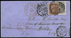Sale Number 920, Lot Number 70, 1861-66 Issue24c Brown Lilac (70a), 24c Brown Lilac (70a)