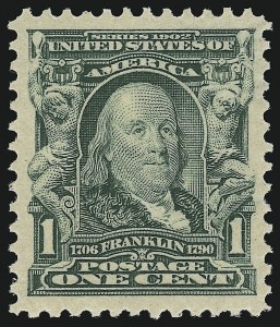 Sale Number 921, Lot Number 600, 1902-08 Issues1c Blue Green (300), 1c Blue Green (300)