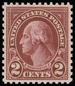 Sale Number 921, Lot Number 735, Later Issues2c Carmine, Ty. II (634A), 2c Carmine, Ty. II (634A)
