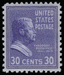 Sale Number 921, Lot Number 764, Later Issues30c Presidential (830), 30c Presidential (830)
