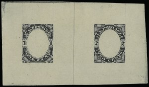 Sale Number 922, Lot Number 1010, EssaysPhiladelphia Bank Note Co., 2c-30c Washington, Plate Essay, Perforated and Gummed (183-E2e), Philadelphia Bank Note Co., 2c-30c Washington, Plate Essay, Perforated and Gummed (183-E2e)