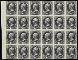 Sale Number 922, Lot Number 1069, Plate Proofs12c Blackish Violet, Plate Proof on India (162P3), 12c Blackish Violet, Plate Proof on India (162P3)