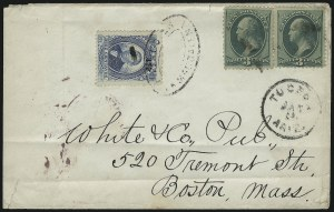 Sale Number 922, Lot Number 1251, Mexican Mails3c Blue Green (207), 3c Blue Green (207)