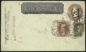 Sale Number 922, Lot Number 1286, British North America and Great Britain Mails6c Dull Pink (159), 6c Dull Pink (159)